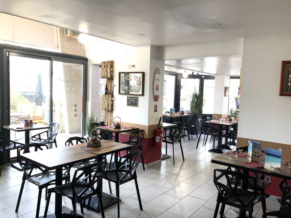 Fonds de Commerce - Bar - Restaurant 1/3