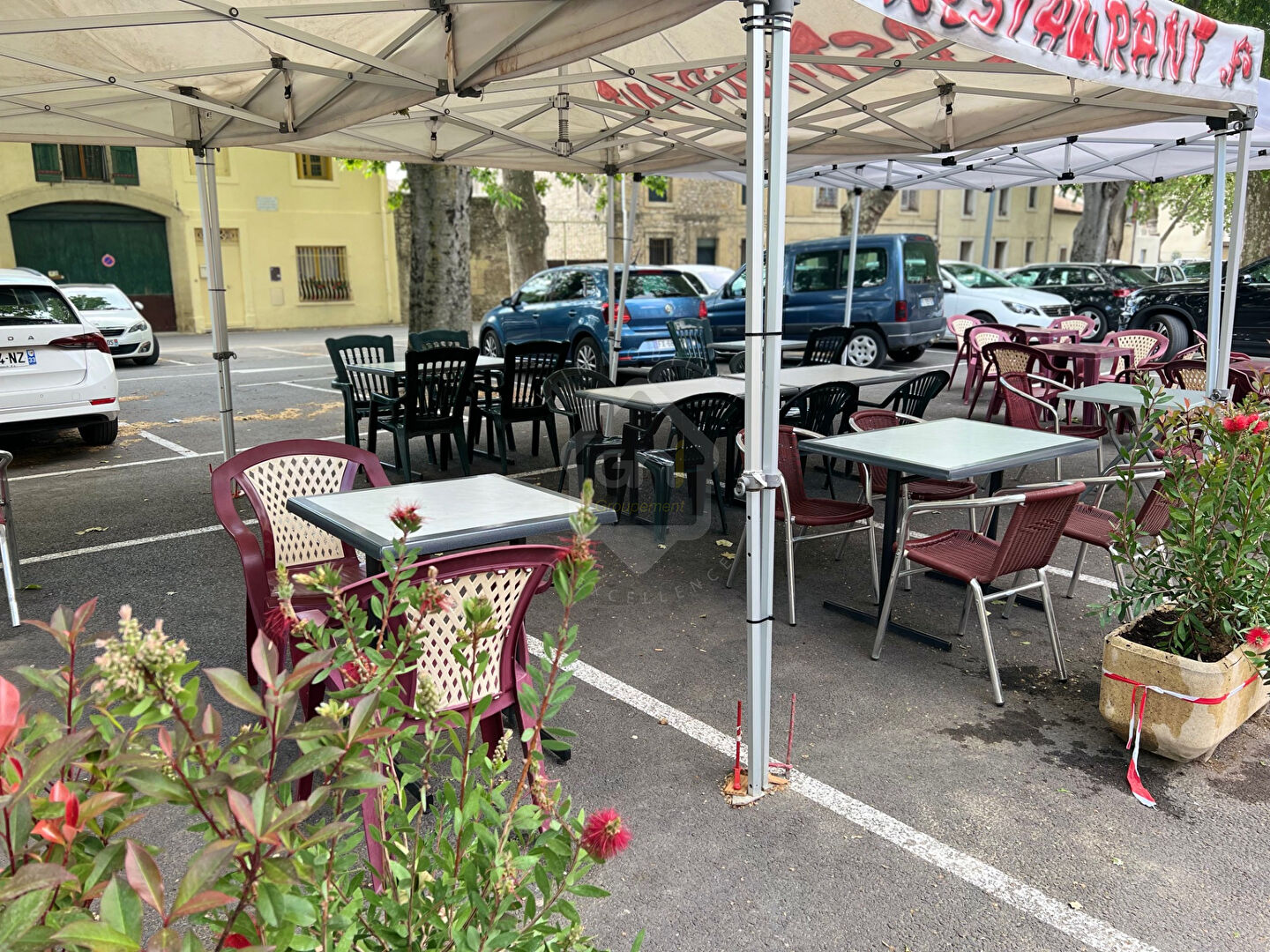 Fonds de Commerce - Bar / Restaurant - Brasserie