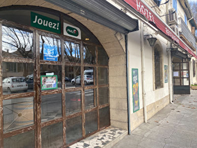 Fonds de Commerce - Bar / Restaurant - Brasserie 4/7