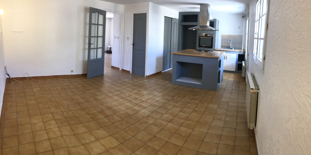 Appartement T4 de 115 m² habitables  à MARSILLARGUES
